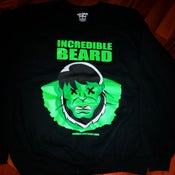 Image of INCREDIBLE BEARD CREWNECK SWEATSHIRT