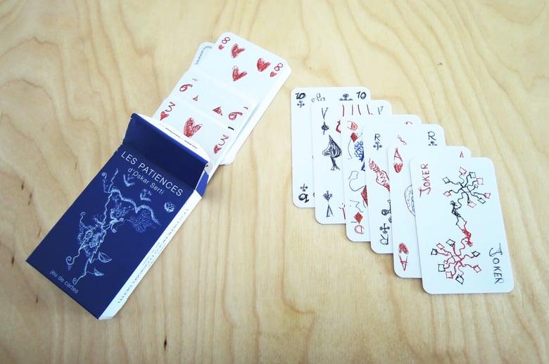 Image of Jeu de cartes - Patrick Corillon