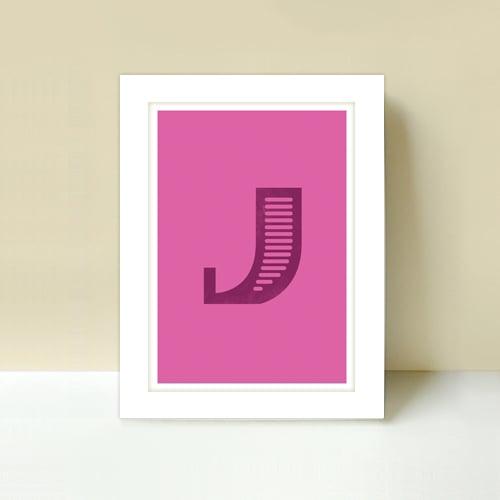 Image of Letter J