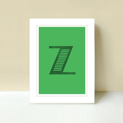 Image of Letter Z