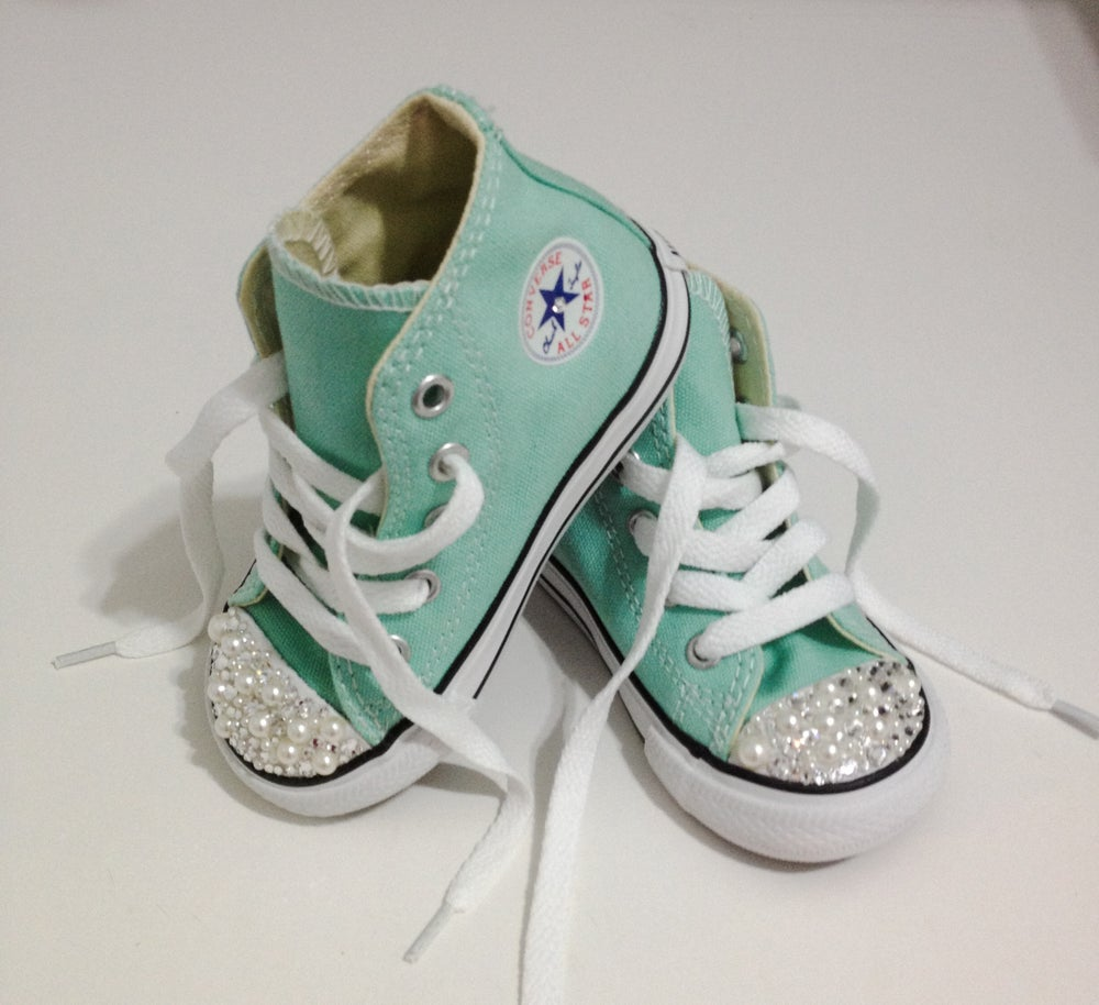 ... Image of Toddler Bling Converse 1ce7487dd3