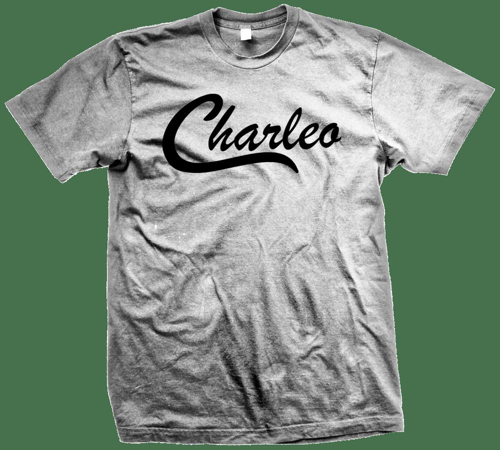 Image of The Original Charleo Crew   Ath Grey/Black