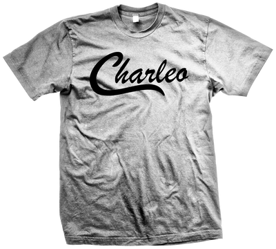 Image of The Original Charleo Crew   Ath Grey/Black