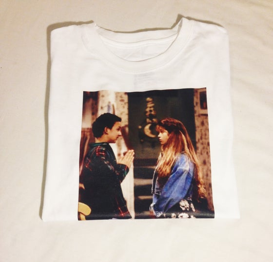 Image of Boy Meets World Tee