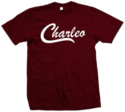 Image of The Original Charleo Crew  Maroon/White