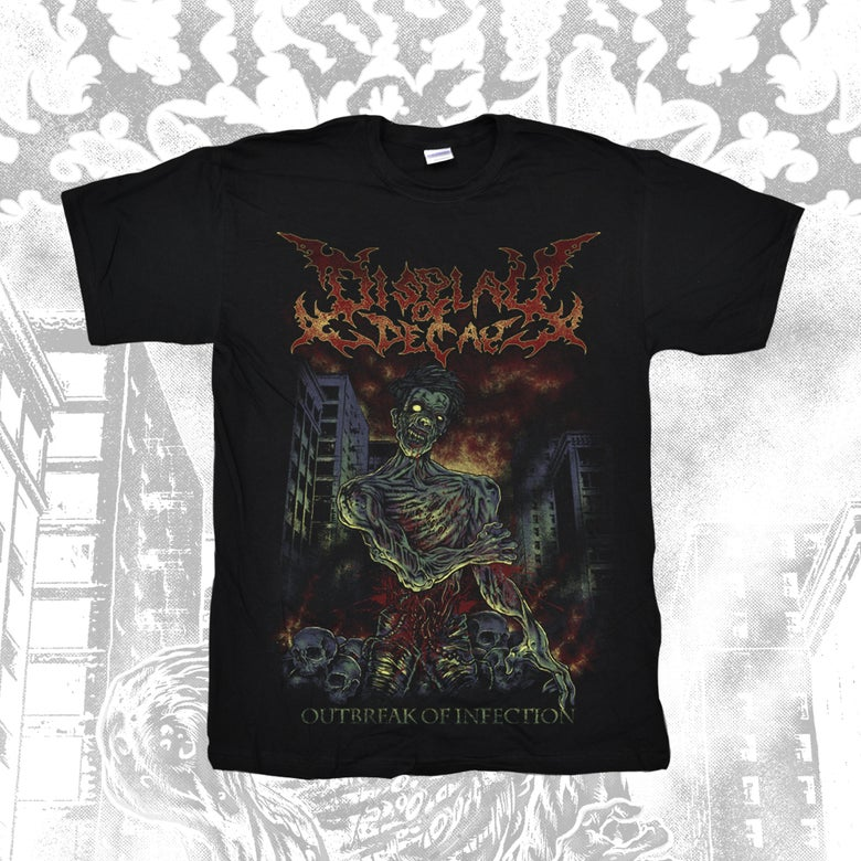 "Image of ""Outbreak of Infection"" Tee"