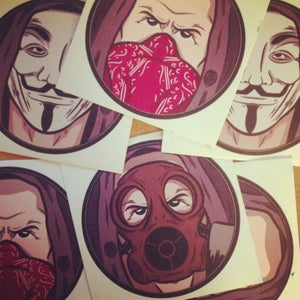 Image of Protest Stickers Pack