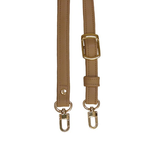 "Image of Adjustable Crossbody Bag Strap - Choose Leather Color - 55"" Maximum Length, 3/4"" Wide, #16 Hooks"