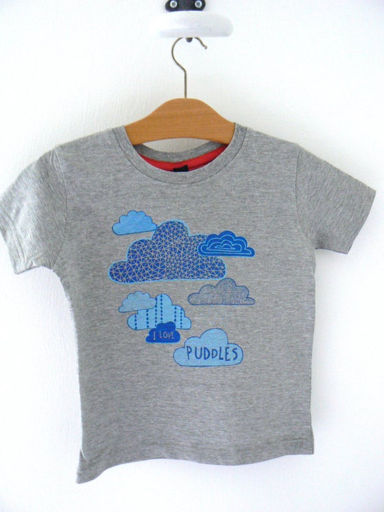 Image of I Love Puddles by Emma Henderson