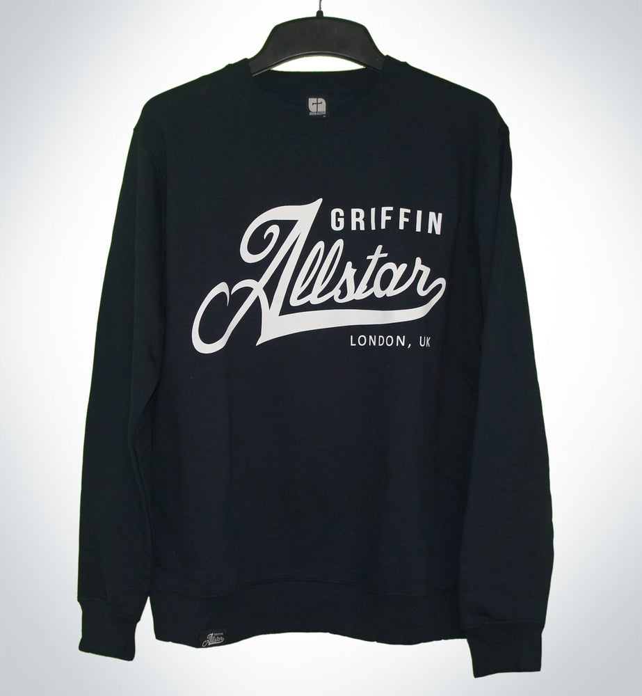 Image of Navy Allstar Sweater