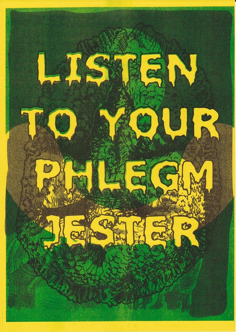Image of John Walter Riso Print
