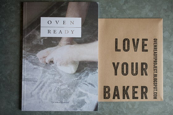 Image of Oven Ready Volume One Book