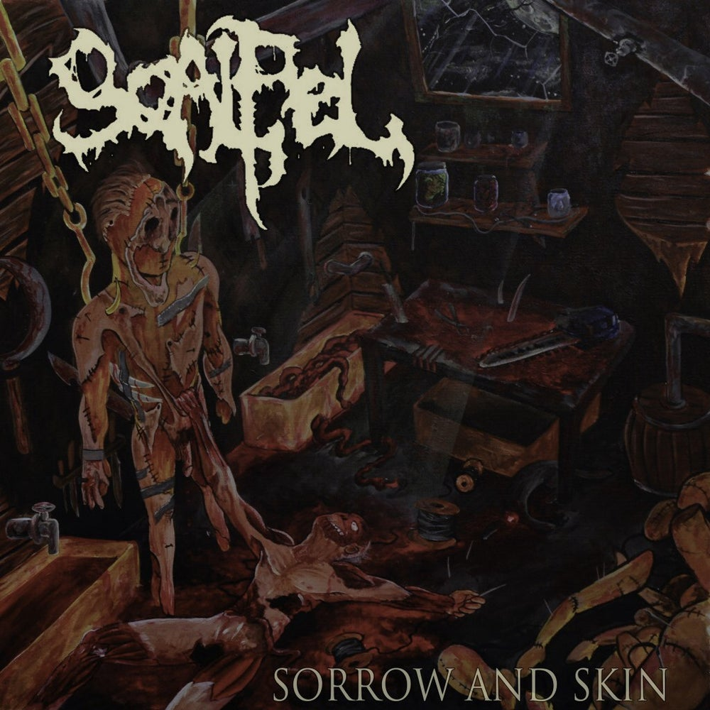 Image of SORROW AND SKIN FULL LENGTH ALBUM