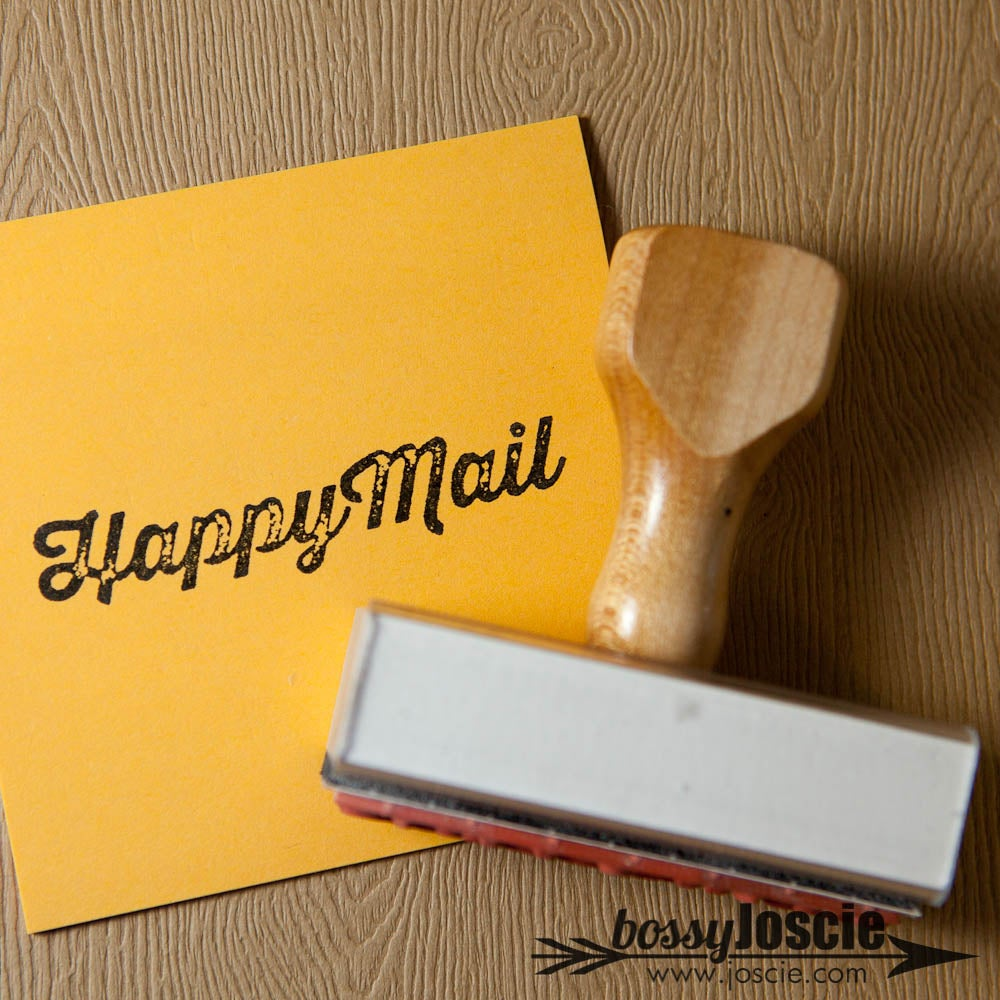 Image of Happy Mail 1 Stamp