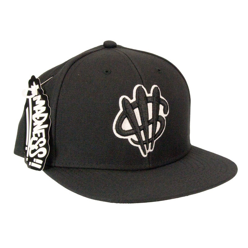 Image of Big Money Logo Snap Back (B/W)