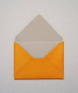 Image of ENVELOPE yellow