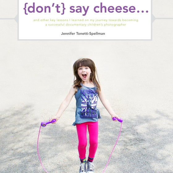 Image of {don't} say cheese
