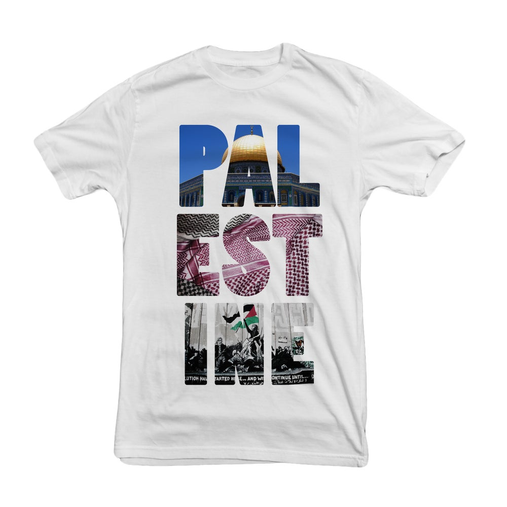 Image of PALESTINE T-SHIRT