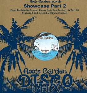 """Image of 12"""" EP 'Roots Garden showcase part 2' \REISSUE (Various artists)"""