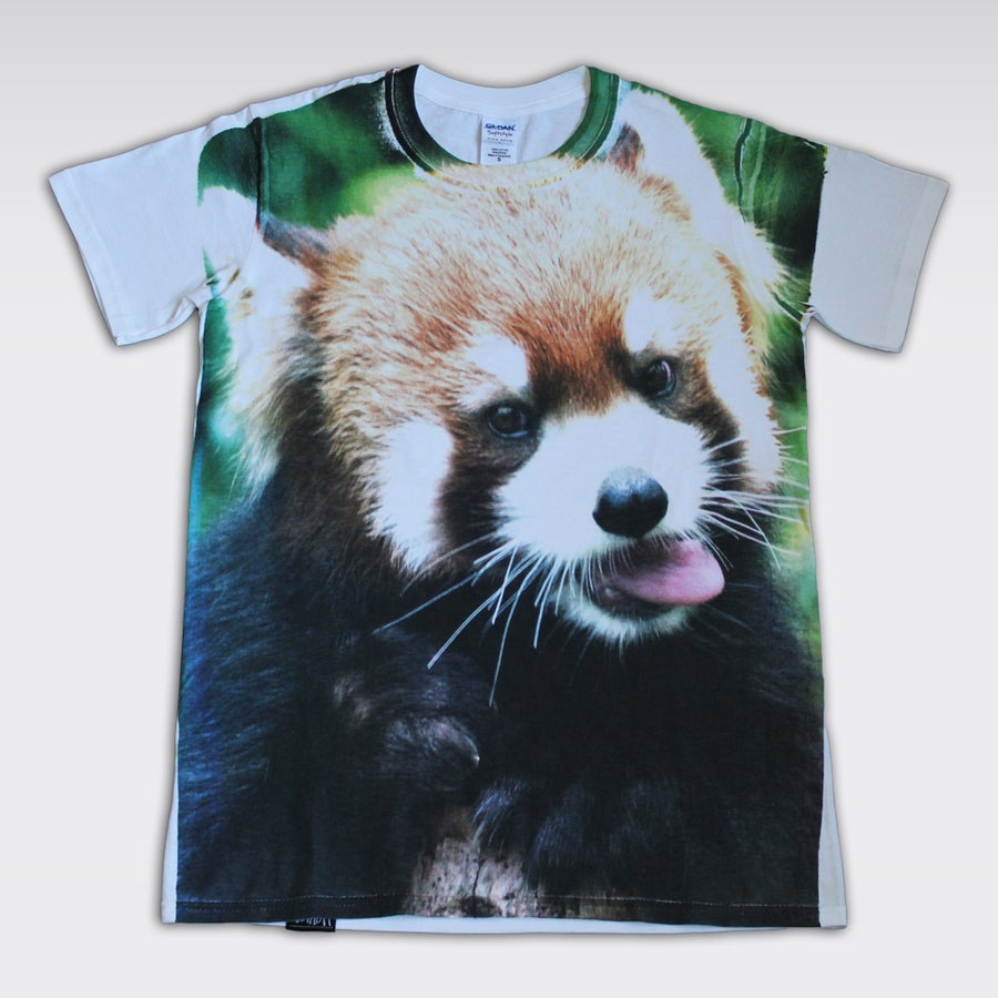 Image of 'Red Panda' Unisex T-Shirt