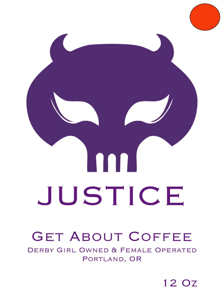 Image of JUSTICE (Red / Africa)