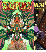 Image of Seqapunch Quarterly- Two Issue Bundle ($5 off)