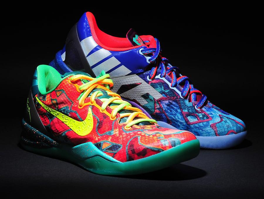 What the Kobe 8 / isneaks