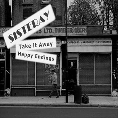 Image of TAKE IT AWAY / HAPPY ENDINGS
