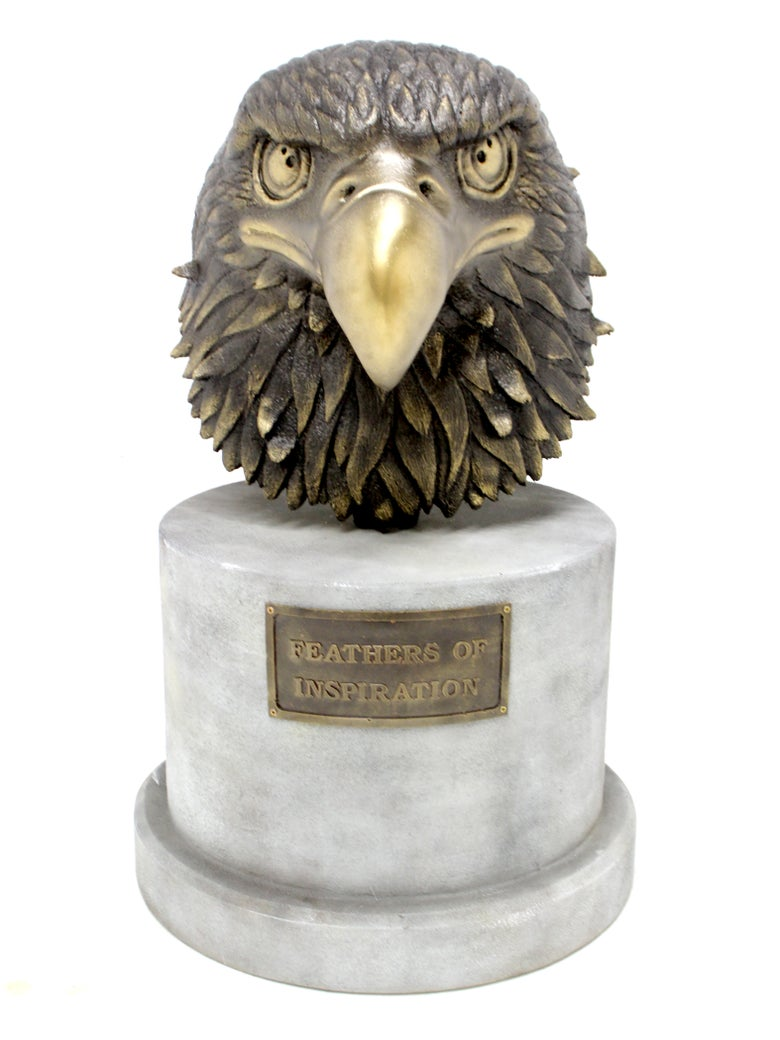 Image of Chris Peacock - Eagle Sculpture