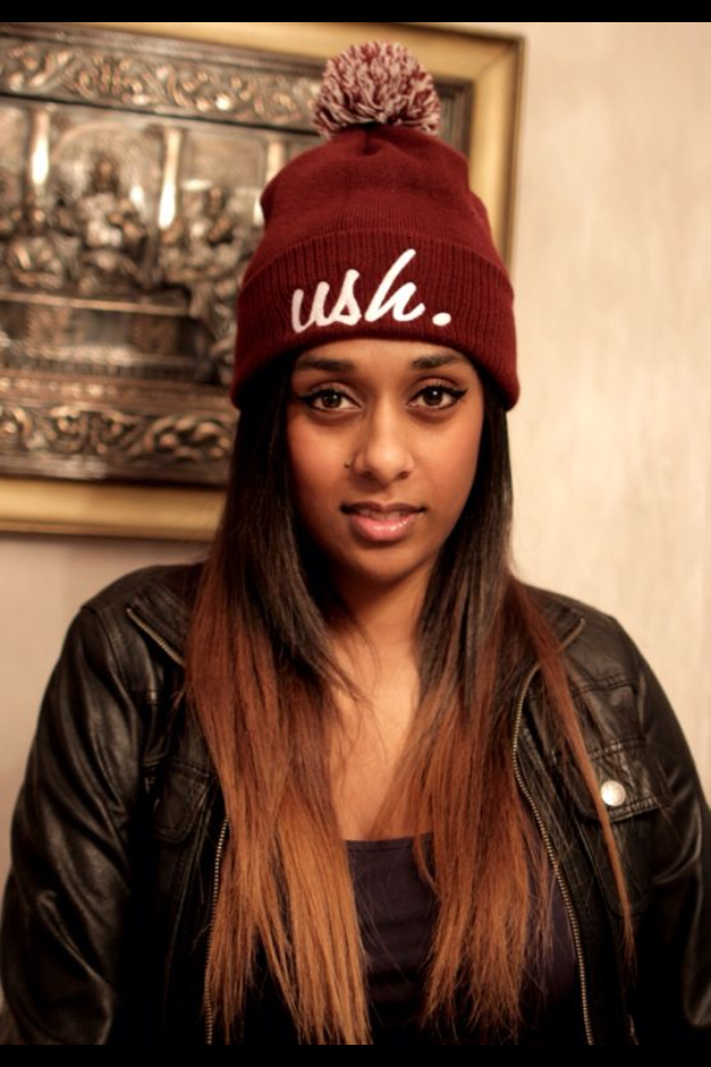 Image of USH Bobble Beanie
