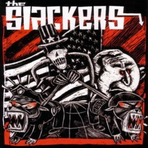 Image of The Slackers - International War Criminal