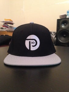 Image of BLACK Snapback Hat