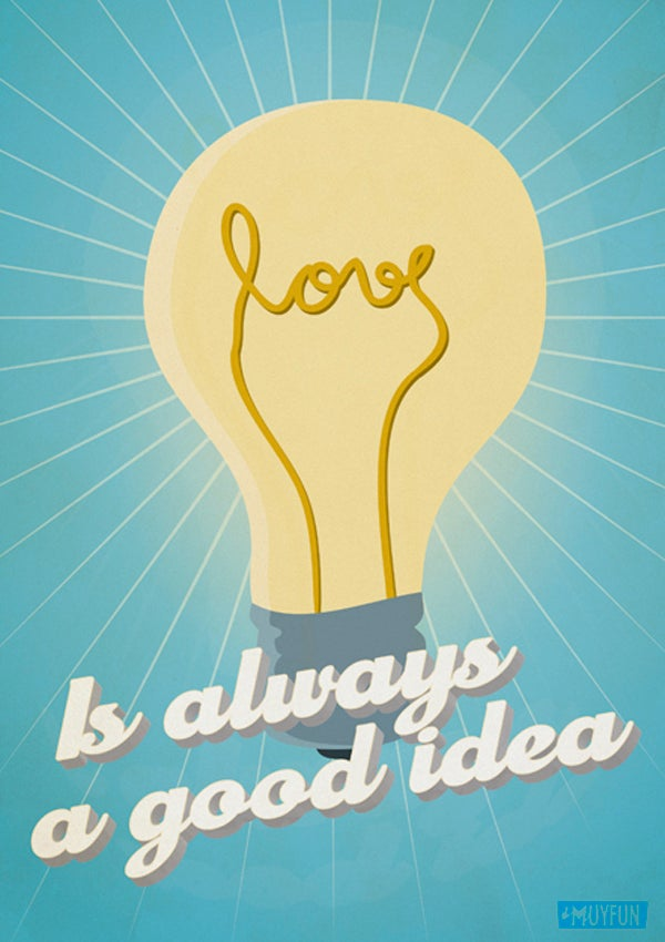 Image of Love is always a good idea