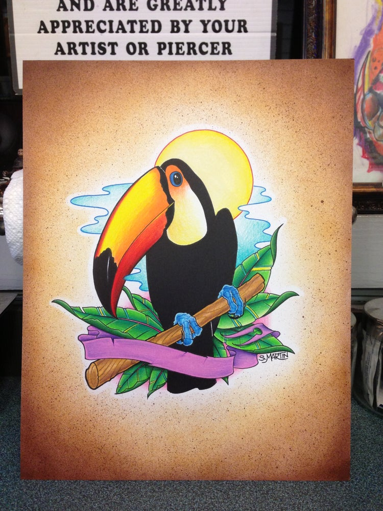 Image of Toucan
