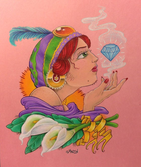 Image of Pink Gypsy