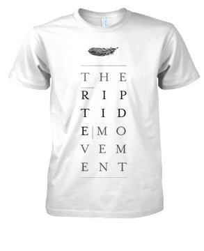 Image of White T-Shirt - LIMITED STOCK