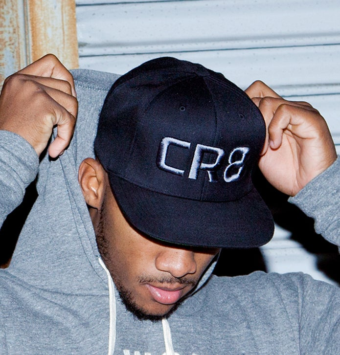 Image of CR8 Snapback