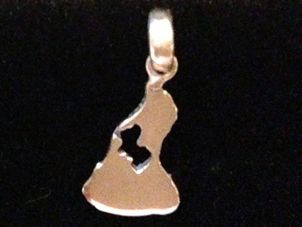 Image of The Block Island Pendant. SMALL
