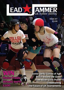 Image of Lead Jammer Magazine Issue #7