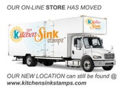 Image of As of JAN.2010 - Our Store Has moved... but can still be found at www.kitchensinkstamps.com
