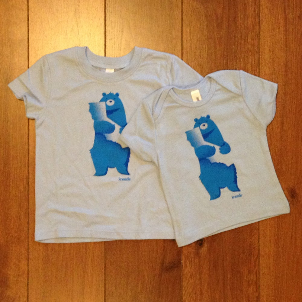 Image of California Bear Kids Tee