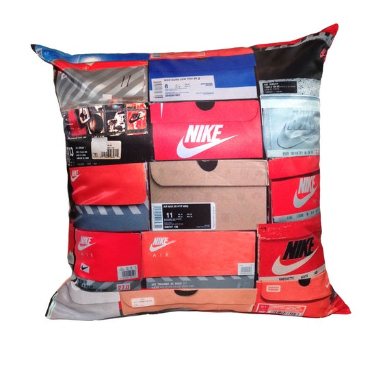 Image of Iconic Stacks Pillow