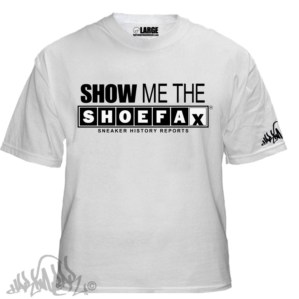 Image of THE SHOEFAx