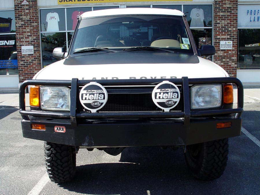 Disco 1 Hood Blackout 1994-1998