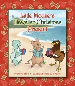 Image of Little Mouse's Hawaiian Christmas Present