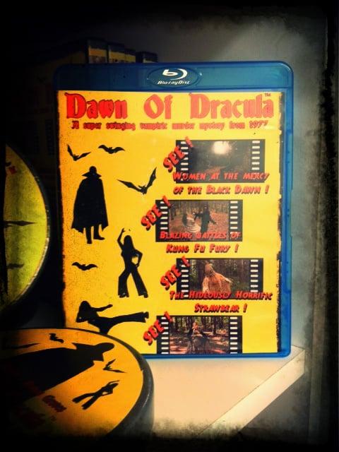 Image of Standard Edition Dawn of Dracula Blu-Ray
