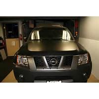 Nissan XTerra Hood Blackout 2000-2004