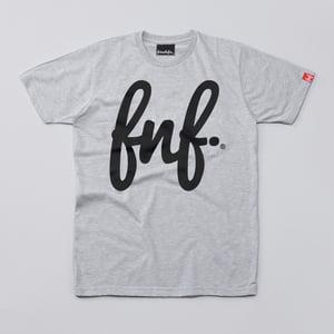 Image of Grey FNF Tee