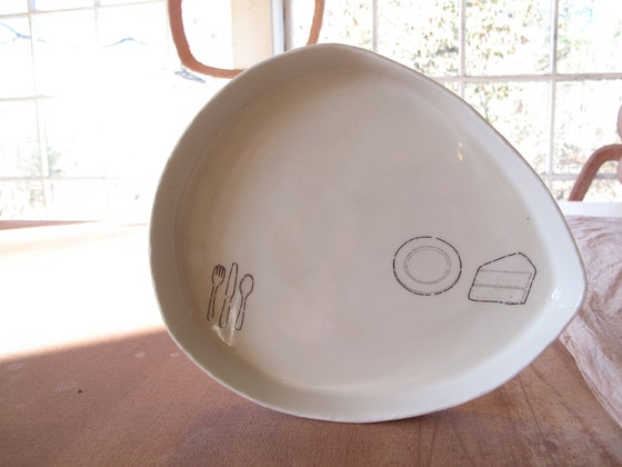 Image of Cake Plate