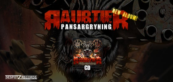 Image of Raubtier - Pansargryning (CD)